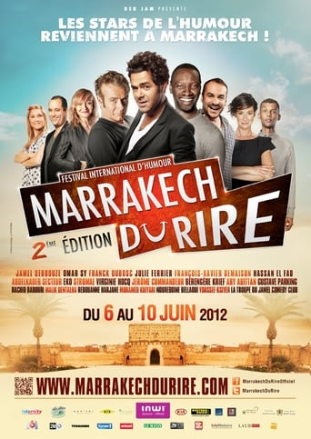 Poster of Le Marrakech du rire