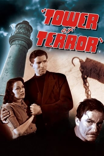 Poster of Tower of Terror