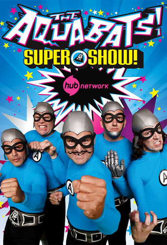 Capitulos de: The Aquabats! Super Show!