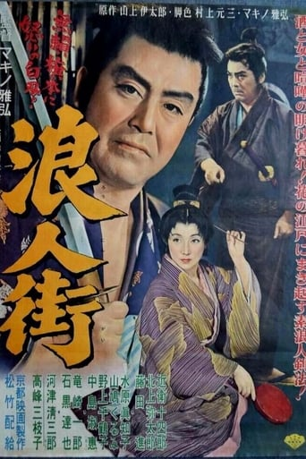 Poster of Roningai