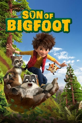 Poster of The Son of Bigfoot