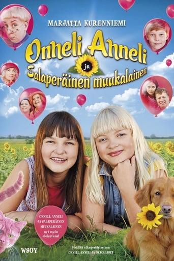 Poster of Onneli, Anneli ja Salaperäinen muukalainen