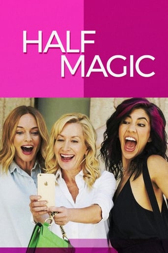 Poster of Half Magic