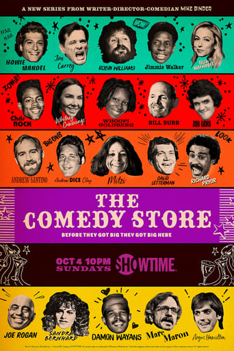 'The Comedy Store (2020)