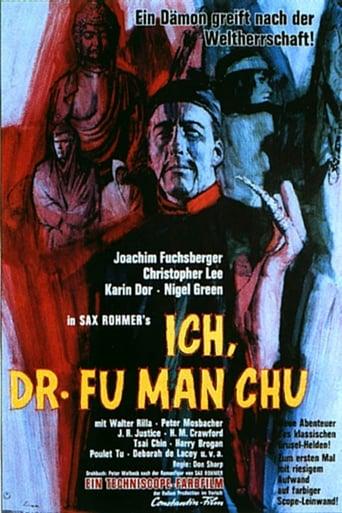 Ich, Dr. Fu Man Chu