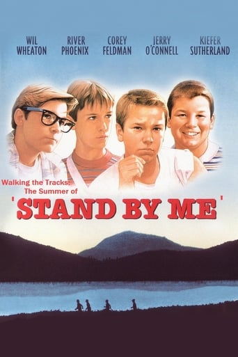 Poster of Walking the Tracks: The Summer of 'Stand by Me'