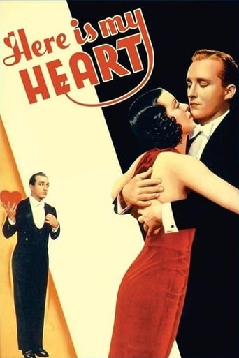 Poster of Here Is My Heart