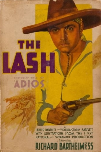 Poster of The Lash