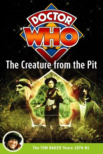 Doctor Who: The Creature from the Pit Movie Poster