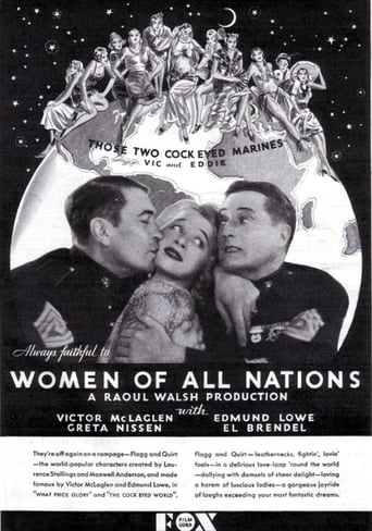 Poster of Women of All Nations