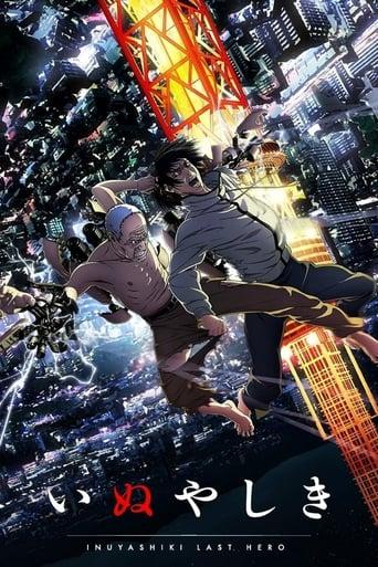 Poster of Inuyashiki: Last Hero