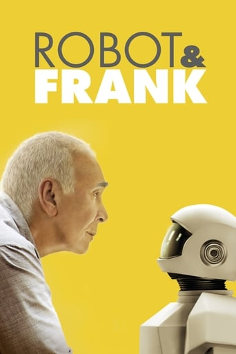 Poster of Robot & Frank
