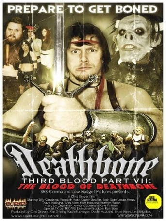 Watch Deathbone, Third Blood Part VII: The Blood of Deathbone full movie downlaod openload movies