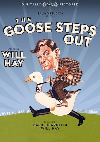 Poster of The Goose Steps Out