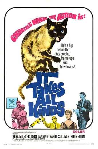 Poster of It Takes All Kinds