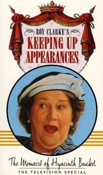 Poster of The Memoirs of Hyacinth Bucket