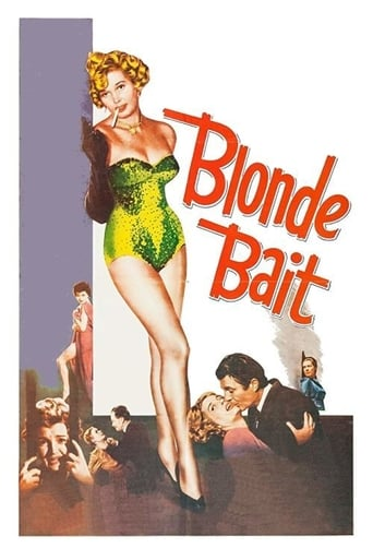 Poster of Blonde Bait