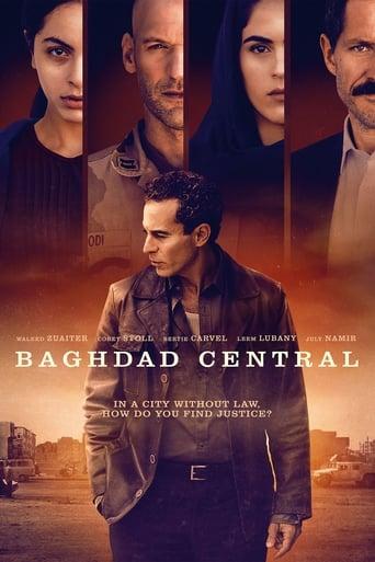 Baghdad Central 1ª Temporada - Poster