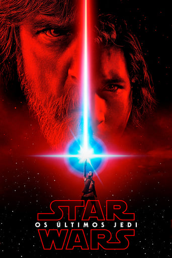 Poster of Star Wars: Os Últimos Jedi