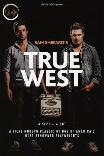 Poster of True West