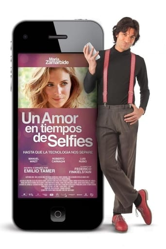 Poster of A Love in Times of Selfies