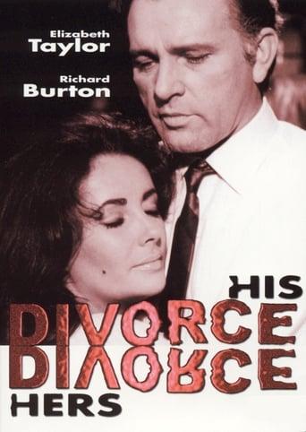 Poster of Se divorcia él, se divorcia ella
