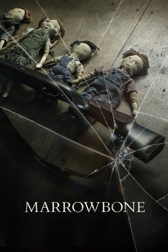 Poster of Le Secret des Marrowbone