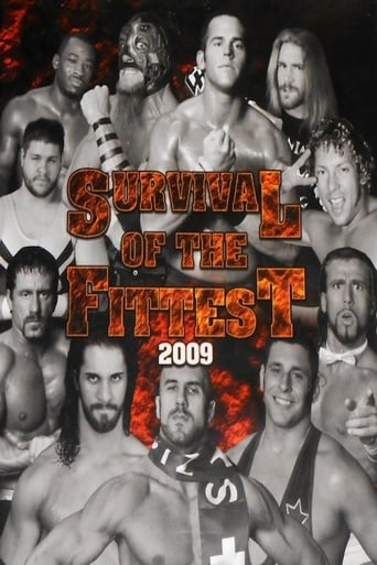 Poster of Ring of Honor: Survival of the Fittest 2009