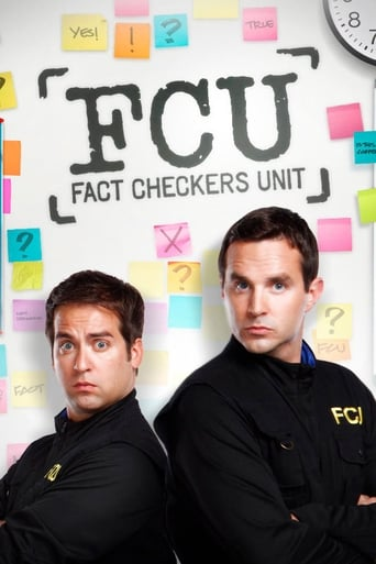 Poster of FCU: Fact Checkers Unit