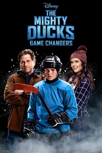 Poster The Mighty Ducks: Game Changers