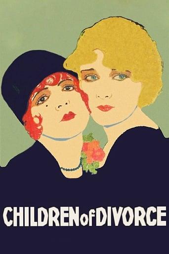 Poster of Children of Divorce