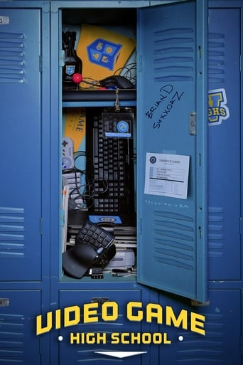 Poster of VGHS: The Movie
