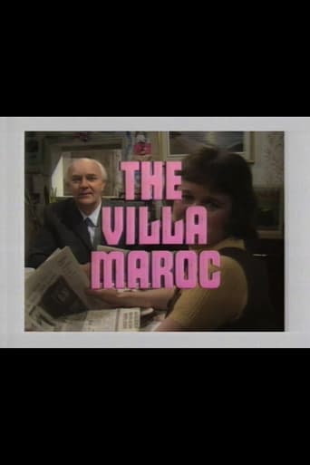 Poster of The Villa Maroc