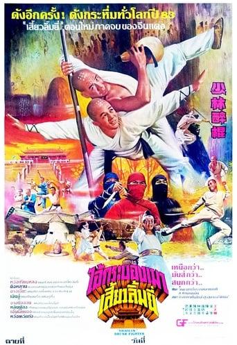 Poster of Shaolin Drunken Fight