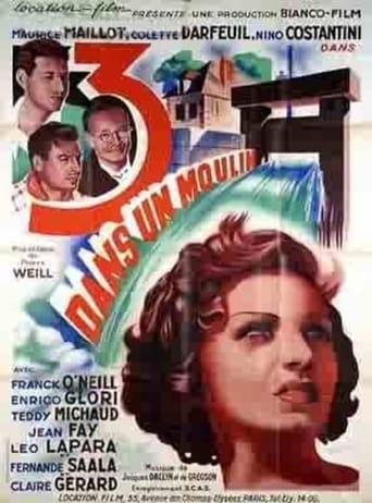 Trois dans un moulin Movie Poster