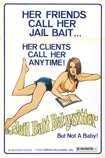 Poster of Jailbait Babysitter