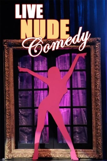 Poster of Live Nude Comedy
