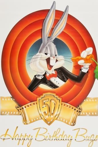 Poster of Happy Birthday, Bugs! 50 Looney Years