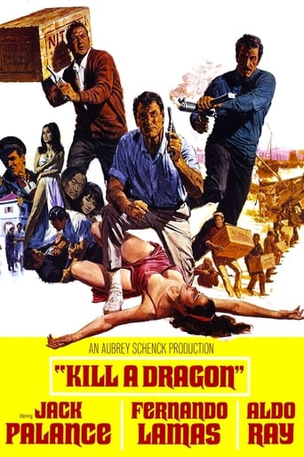 Poster of Kill a Dragon