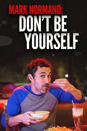 Poster of Amy Schumer Presents Mark Normand: Don't Be Yourself