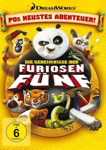 Kung Fu Panda - Die Geheimnisse der furiosen Fünf - Animation / 2008 / ab 6 Jahre