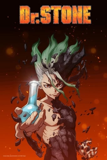 poster Dr. Stone 1ª Temporada Completa Torrent (2021) Dual Áudio / Dublado BluRay 1080p – Download