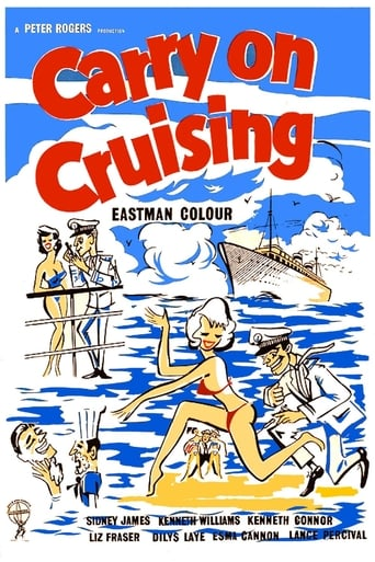 Poster of Carry On Cruising