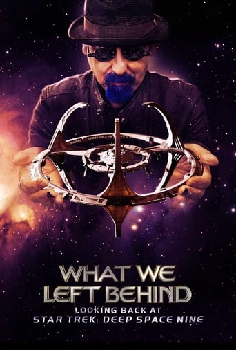 Poster of What We Left Behind: Looking Back at Star Trek: Deep Space Nine