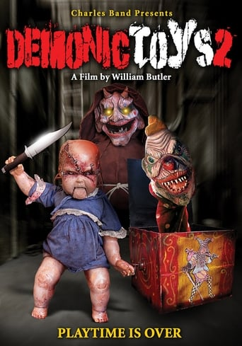 Poster of Demonic Toys: Personal Demons