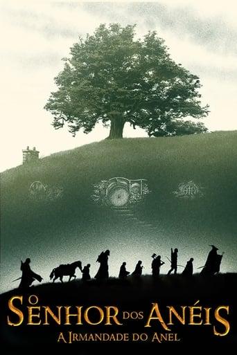 O Senhor dos Anéis: A Sociedade do Anel - Poster