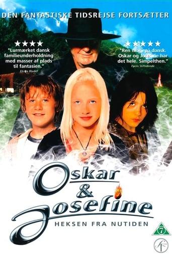 Oskar og Josefine - Heksen fra nutiden