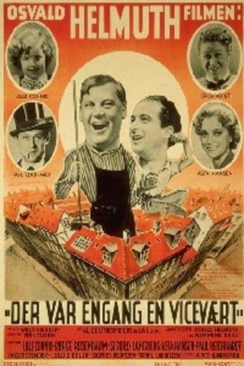 Poster of Der var engang en vicevært