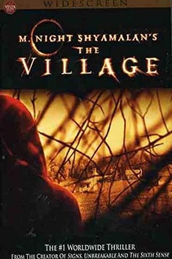 Poster of Deconstructing 'The Village'