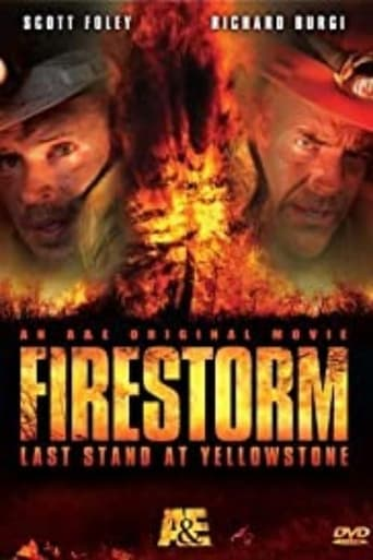 Poster of Firestorm: Last Stand at Yellowstone